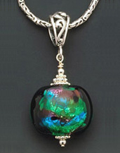 Ocean Depths - Necklace