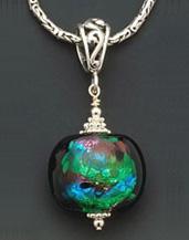 Ocean Depths - Necklace