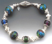 Ocean Depths Magnetic Bracelet