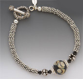 Stone Art Bracelet