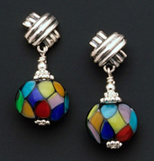 Venetian Windows - Earrings
