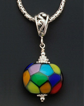 Venetian Windows - Necklace